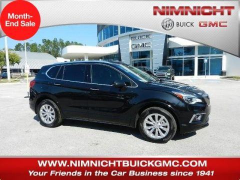 New 2017 Buick Envision Essence AWD