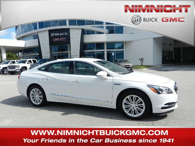 Certified Pre-Owned 2018 Buick LaCrosse Premium