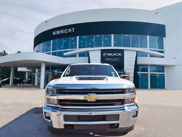 Certified Pre-Owned 2019 Chevrolet Silverado 2500HD LT