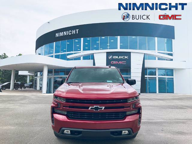 Certified Pre-Owned 2020 Chevrolet Silverado 1500 RST