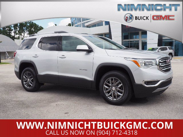 Certified Pre Owned 2019 Gmc Acadia For Sale Jacksonville Fl
