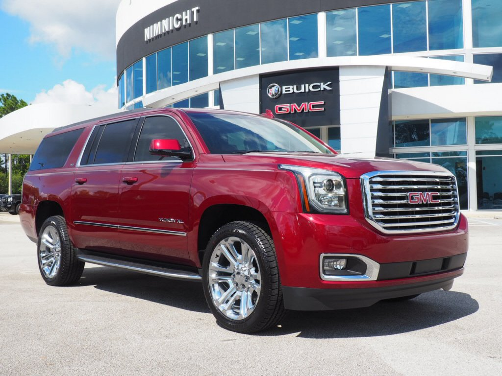 Gmc Yukon Xl For Sale >> New 2020 Gmc Yukon Xl Slt Rwd 2wd 4dr Slt