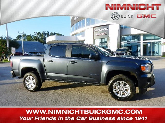 New 2019 Gmc Canyon 2wd Sle 2wd Crew Cab 128 3 Sle In Jacksonville