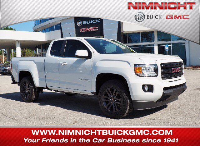 New 2020 GMC Canyon 2WD SLE