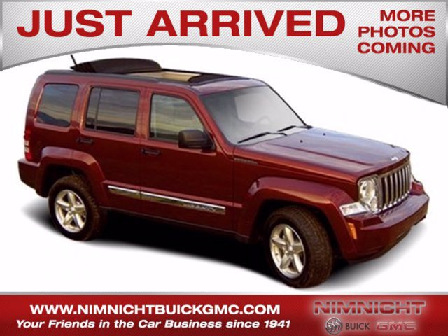 Pre-Owned 2009 Jeep Liberty Rocky Mountain