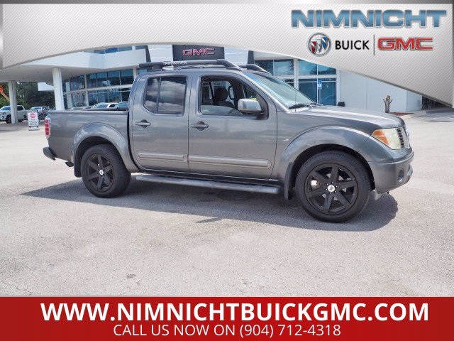 Pre-Owned 2007 Nissan Frontier LE