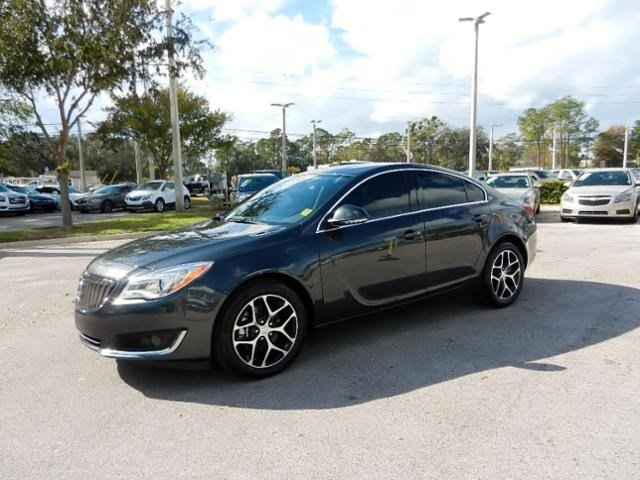 New 2017 Buick Regal Sport Touring 4dr Car In Jacksonville 126666b Nimnicht Buick Gmc