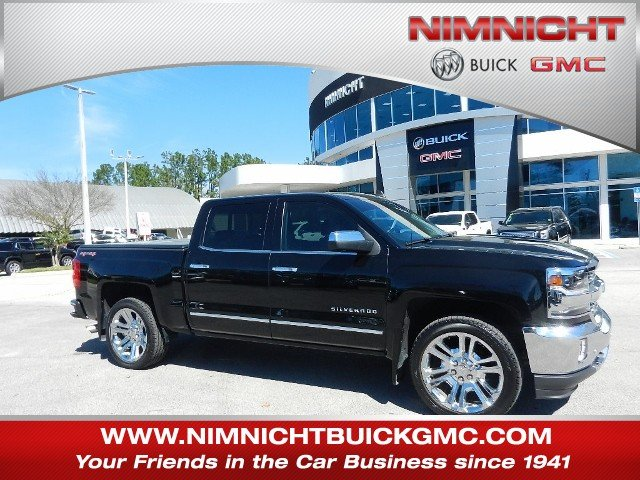 Certified Pre Owned 2016 Chevrolet Silverado 1500 Ltz For Sale