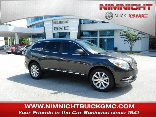 new 2017 buick enclave premium sport utility in jacksonville 106584b nimnicht buick gmc. Black Bedroom Furniture Sets. Home Design Ideas