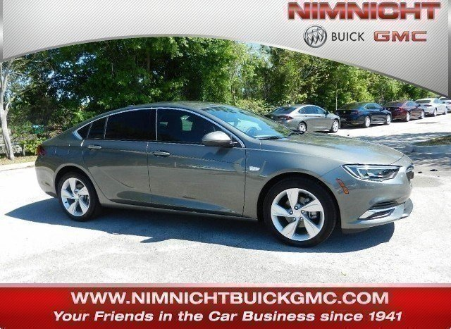 New 2018 Buick Regal Sportback Preferred 4dr Sdn Preferred Fwd In