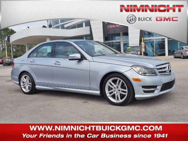 Pre-Owned 2013 Mercedes-Benz C-Class C 250 Luxury