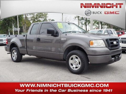 Pre-Owned 2007 Ford F-150 STX