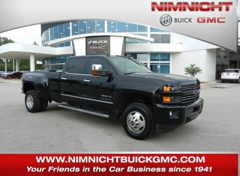 Pre-Owned 2016 Chevrolet Silverado 3500HD LTZ