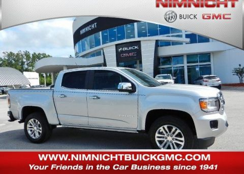 New 2019 GMC Canyon 2WD SLT