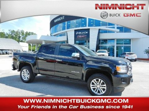 Pre Owned 2018 Gmc Canyon 4wd Slt