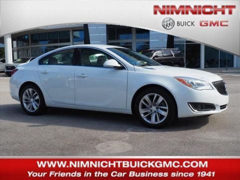Certified Pre-Owned 2016 Buick Regal Premium I