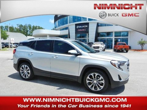 New 2019 GMC Terrain SLT