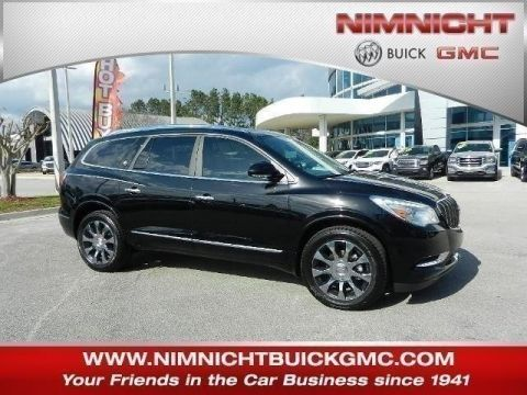 New 2017 Buick Enclave Premium AWD
