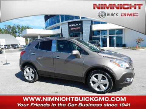 Certified Pre-Owned 2015 Buick Encore Convenience