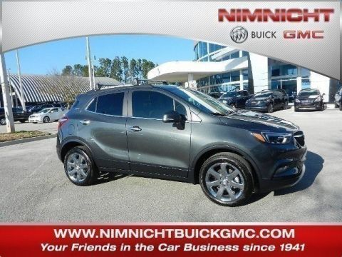 New 2018 Buick Encore Premium AWD
